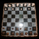 37 Piece Ornamental Chess Set